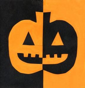 Symmetrical-Pumpkin