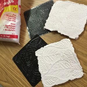 Mache Paper Tiles FB