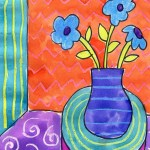 Paint Like Matisse Art Projects For Kids