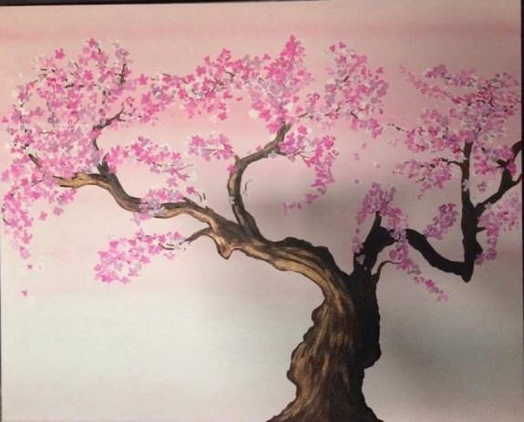 peintures cerisier japonais page 4377