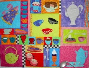 Tarts Top Complete, August 2009