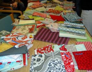 BAMQG Fabric Selection