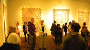 Milling Around in the Gilliland Family Gallery
