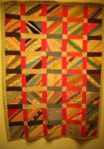 String with Grid or Lattice, Alabama ca.1950-1970