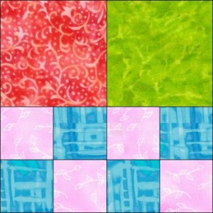 Large Table Squares #50