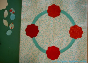 Fuse & Stitch Flowers