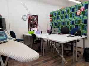 Cat's Quilting Studio classroom
