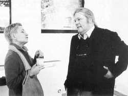 Pascale Geulleaume and Frank Uytterhaegen