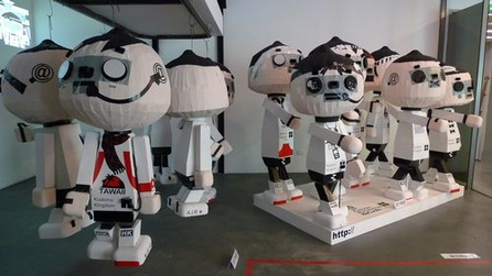 Ma Chun-fu, Kodomo Manufacture at Taipei Digital Art Center