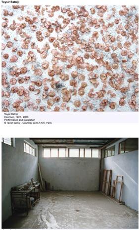 Taysir Batniji, Atelier 2005