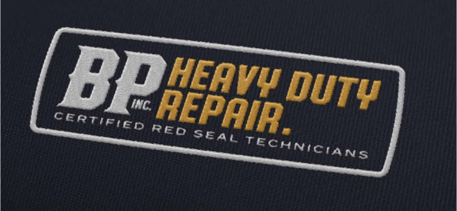 Logo Mockup 2 for Heavy Duty Repair