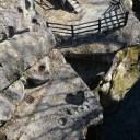 x-t3で撮影する磊々峡の冬の風景写真実写レビュー