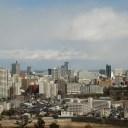 仙台城跡公園(青葉城址公園)の仙台市内一望写真4