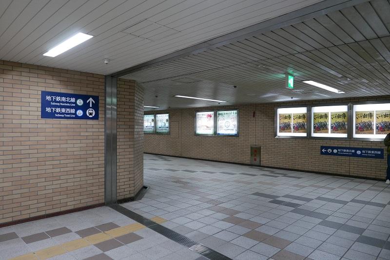 仙台地下鉄乗り場への生き方おすすめのルートの紹介写真4