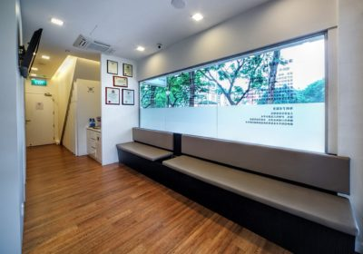 Singapore interior design company