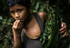 Índios Araras. Créditos: Nair Benedicto / N Imagens