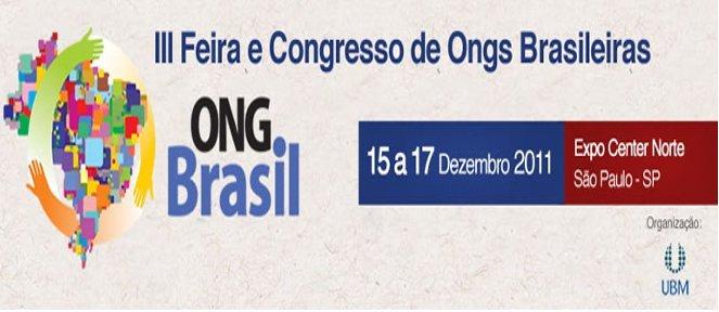 Estaremos no ONG BRASIL