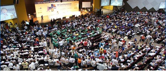 14º Conferência Nacional de Saúde