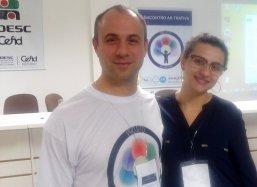 Dayane Ferreira de Melo, Compartilhando a AR e Dr Xavier Guillot, médico reumatologista