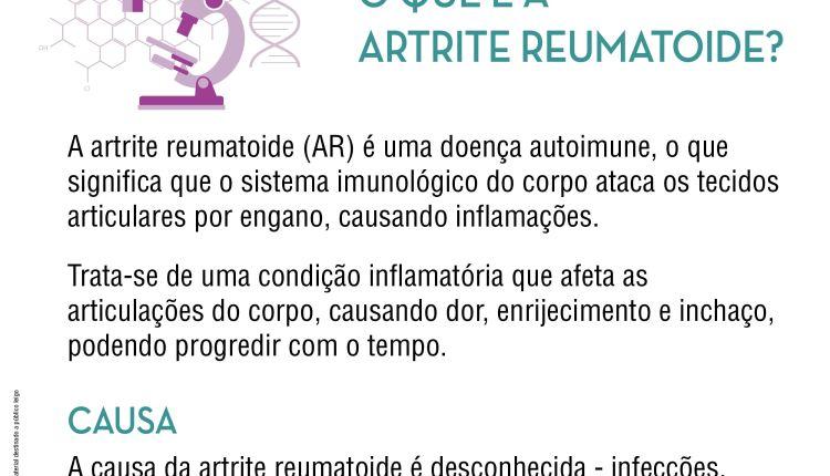 o que é artrite reumatoide?