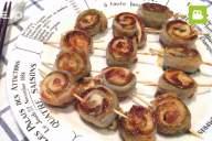 しその風味が最高で美味しい!ちくわの豚しそ巻きの作り方・レシピ