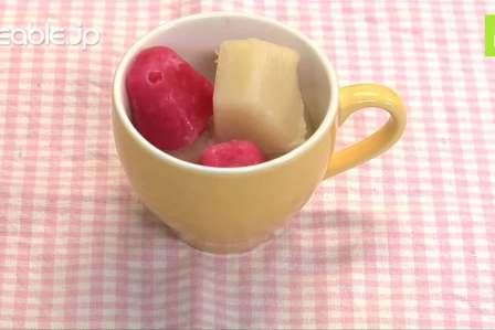 デザートにぴったり!缶詰の果物を使ったフルーツアイスの作り方・レシピ