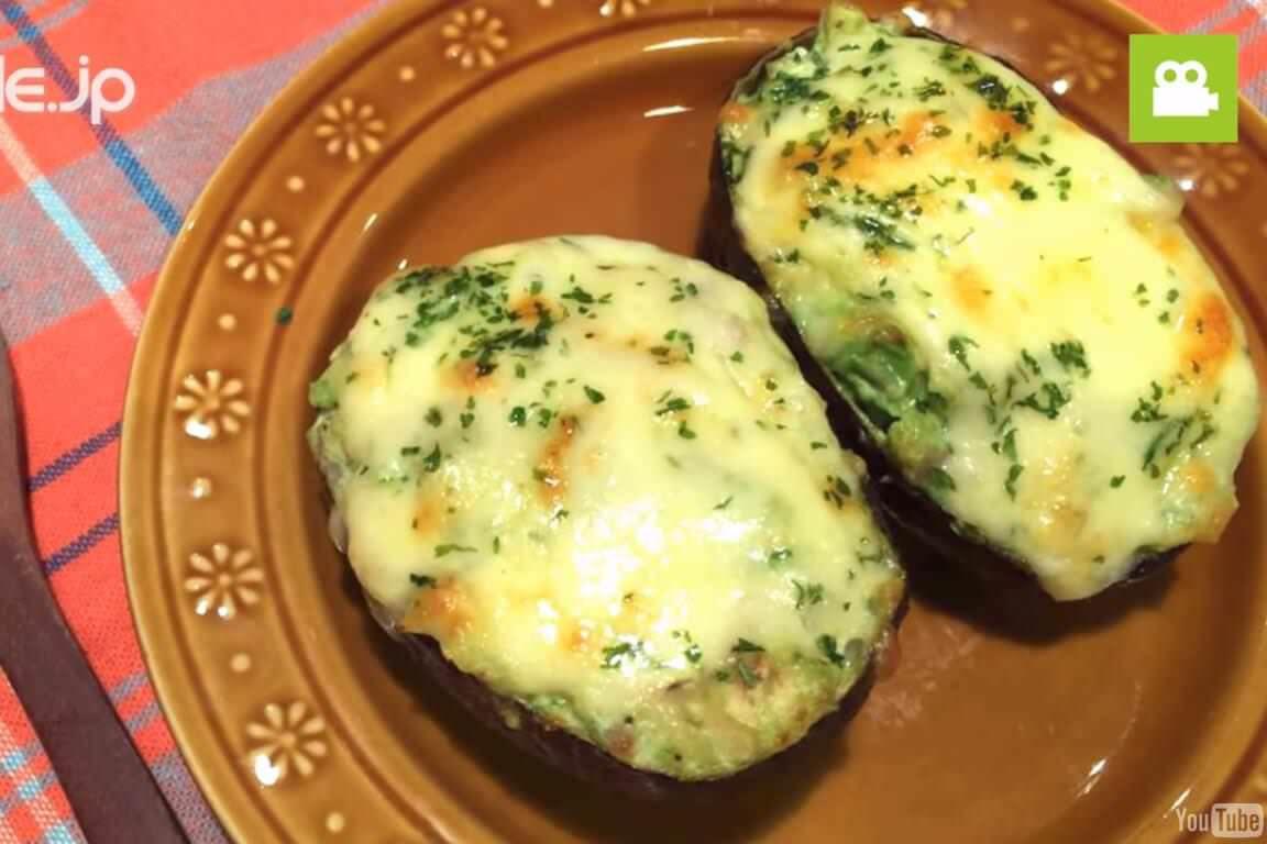 アボカドとチーズの相性抜群!クリーミーなアボカドグラタンの作り方・レシピ