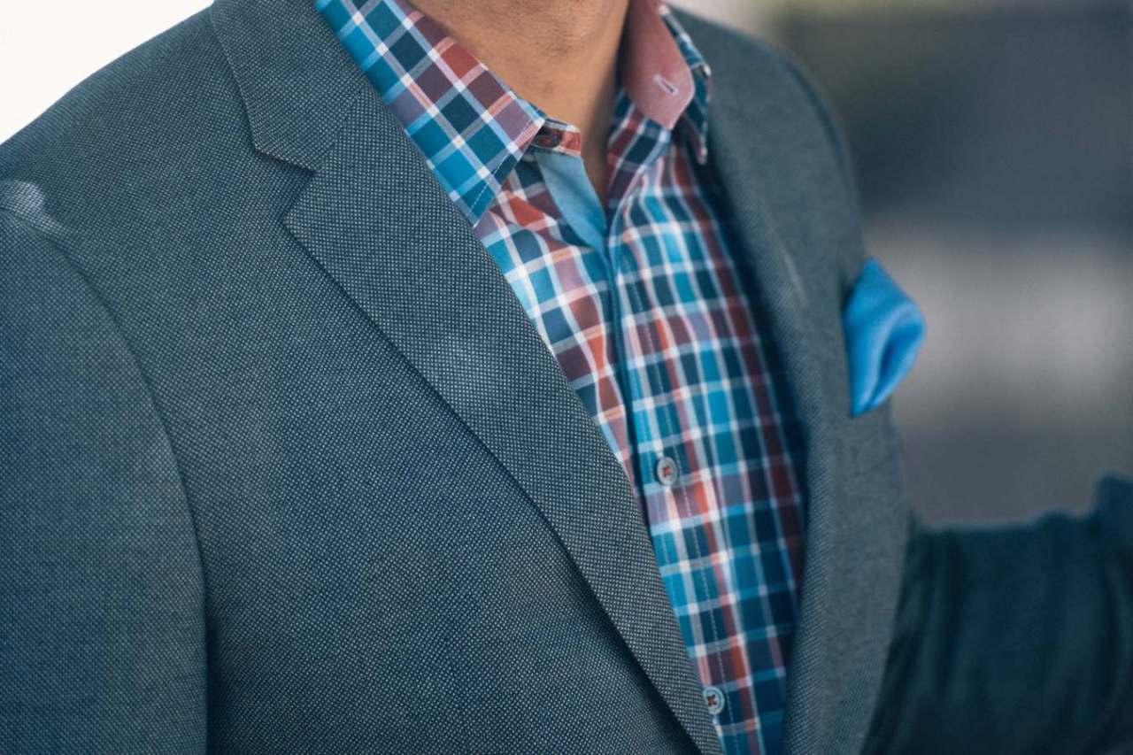 ぴっちり!スーツのジャケットの正しいアイロンのかけ方・プレス方法