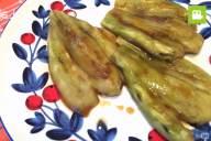ヘルシーで美味しい!ナスでうなぎの蒲焼き風の作り方・レシピ