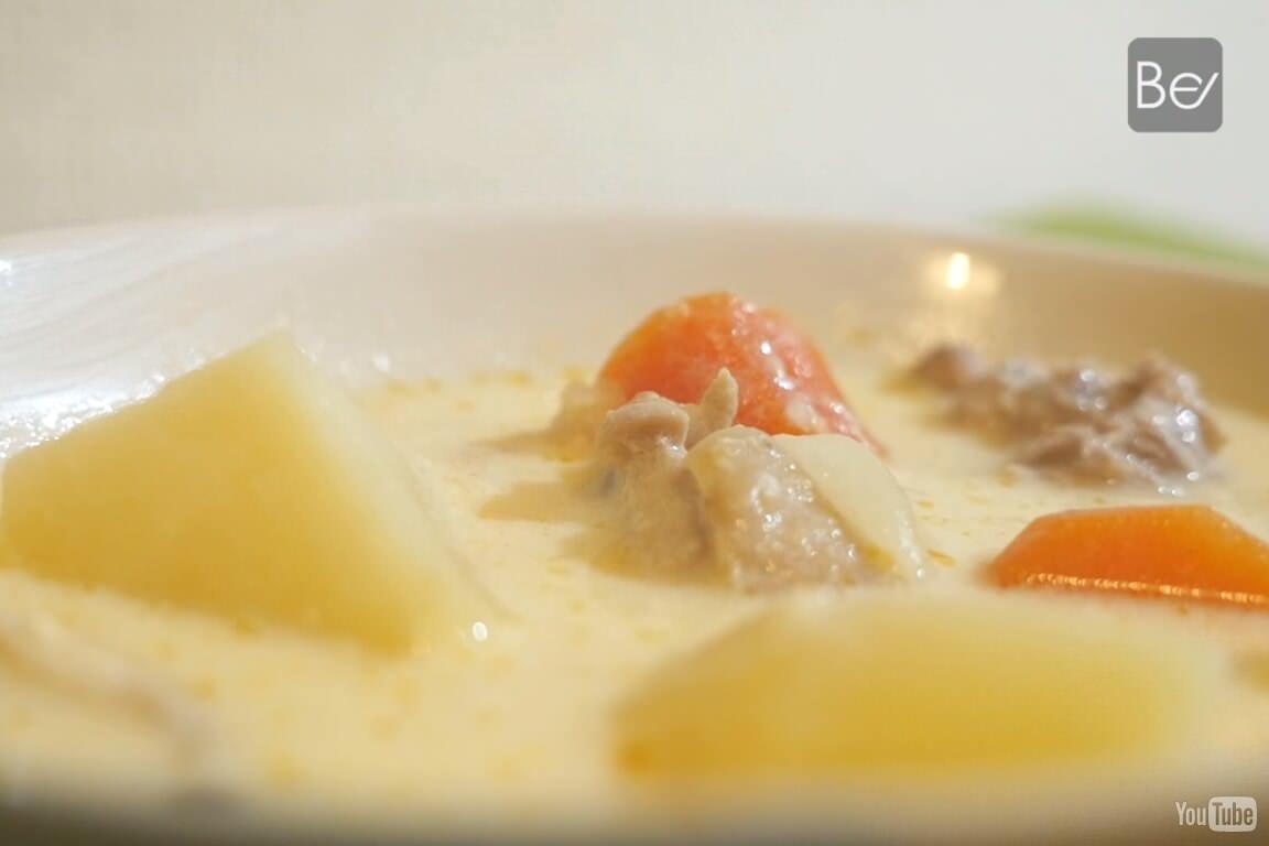 ほくほくで美味しい!炊飯器で作るクリームシチューの作り方・レシピ