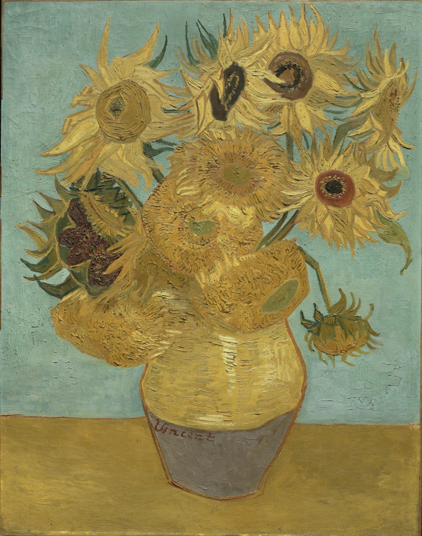 Полотна Ван Гога