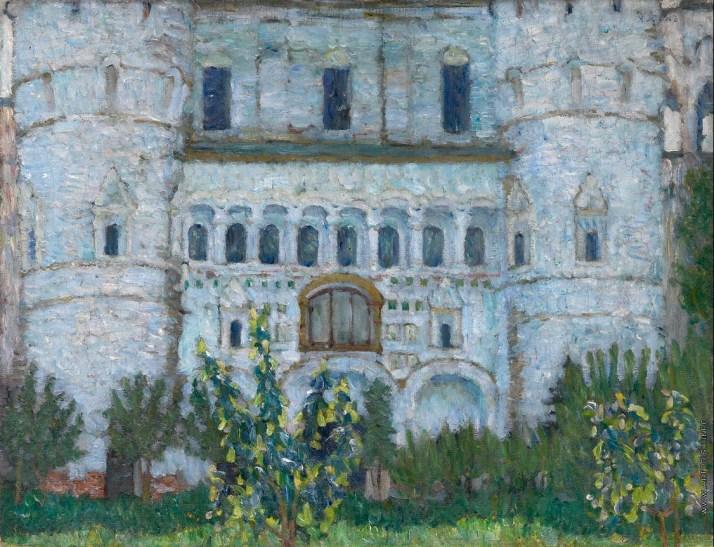 Картины Константина Юона