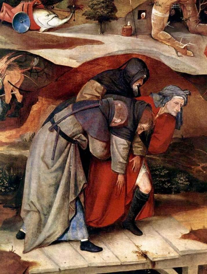 Иероним Босх Святой Антоний