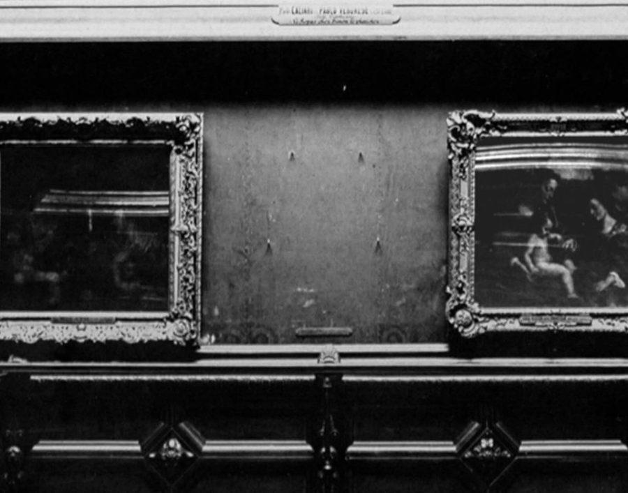 Кража Моны Лизы из Лувра