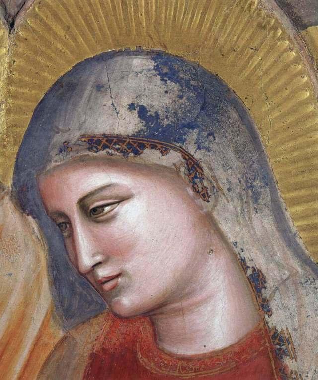 Джотто святая Мария