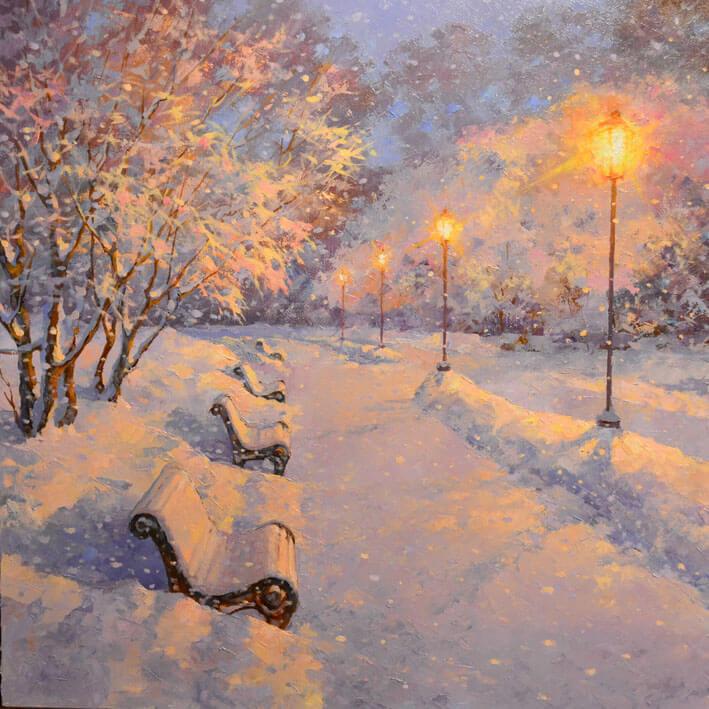 Дмитрий Левин Новогодняя сказка