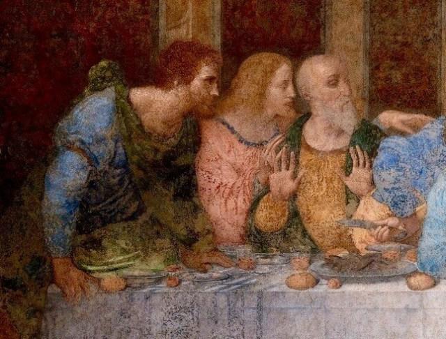 Леонардо да Винчи варфоломей
