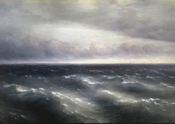 Айвазовский чёрное море