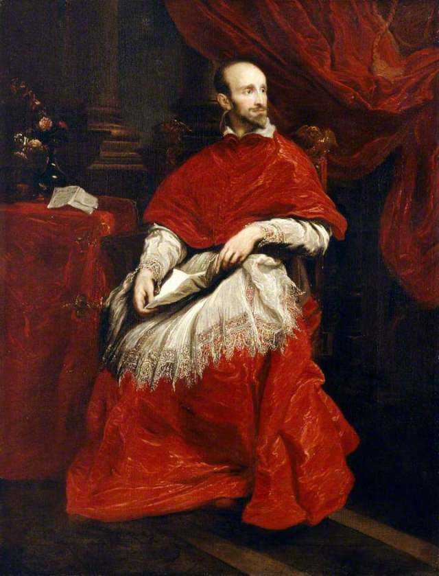 Ван Дейк кардинал Бентивольо