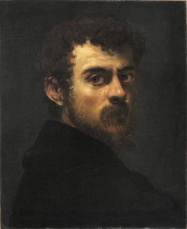 Тинторетто автопортрет