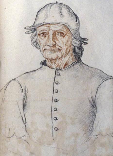 Портрет Босха