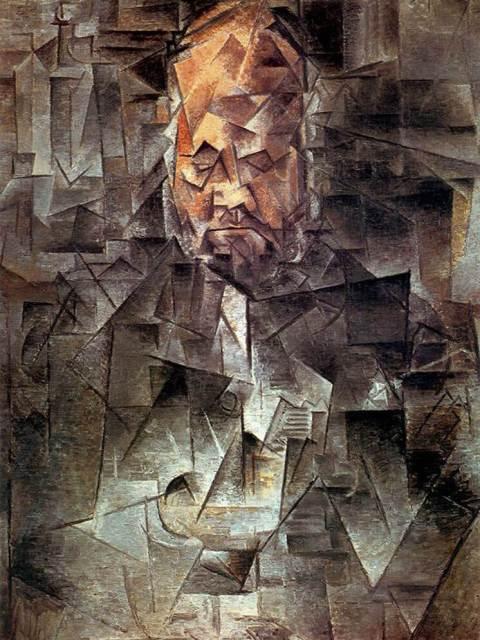 Пикассо. Портрет Воллара
