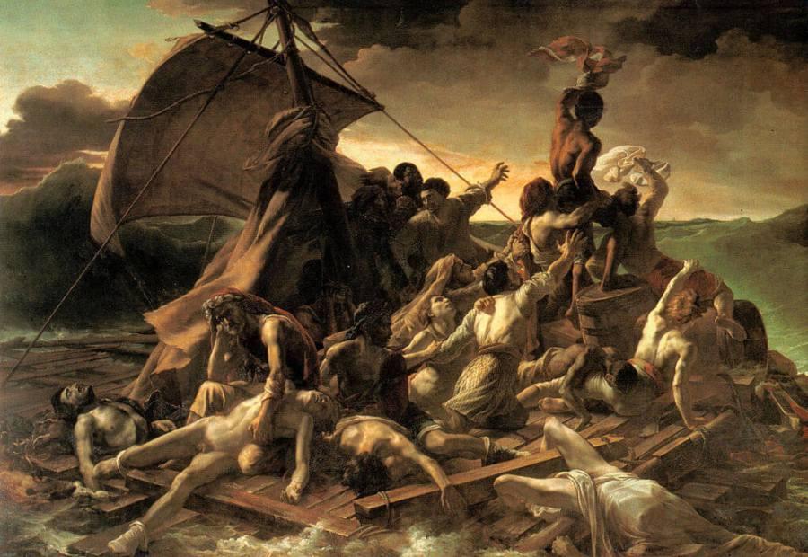 Жерико плот Медузы
