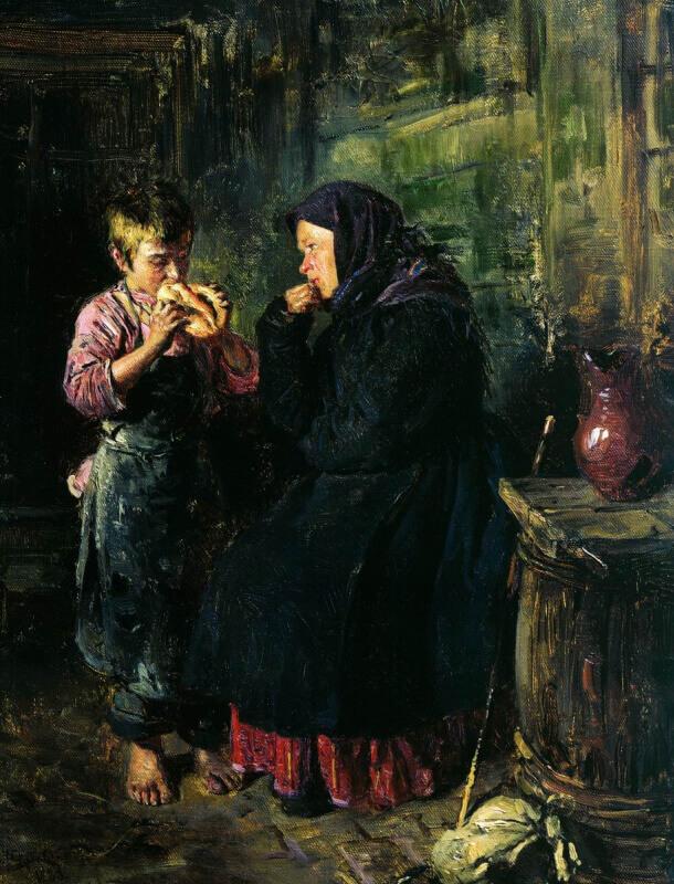 Владимир Маковский свидание