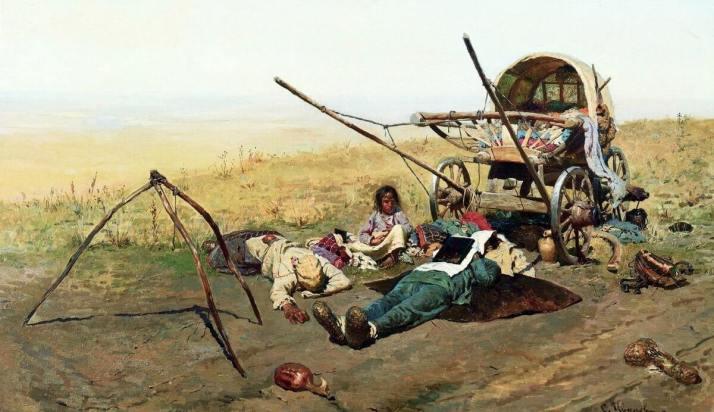 Сергей Иванов смерть переселенца