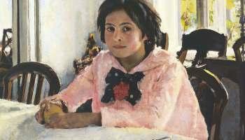 Девочка с персиками. Жизнь и талант Серова в одной картине