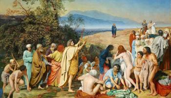 Явление Христа народу. В чем успех и провал картины Иванова