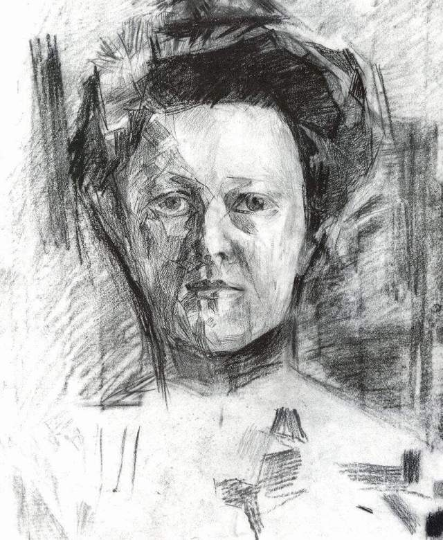 Портрет усольцевой врубель