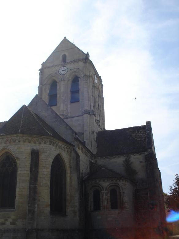 «Церковь в Овере» Ван Гога