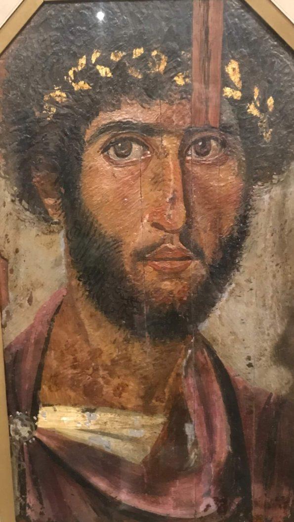 Фвюмский портрет 2 век